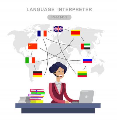 სხვადასხვა ენის თარჯიმნები